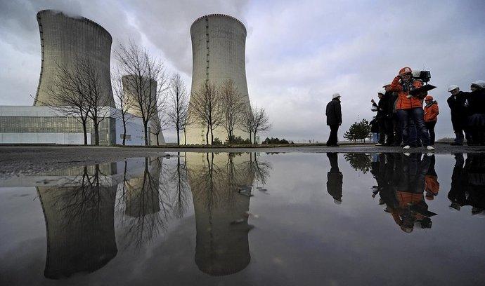 Jaderná elektrárna Dukovany bude mít nové chladící věže