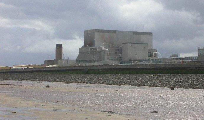 Jaderná elektrárna Hinkley Point B