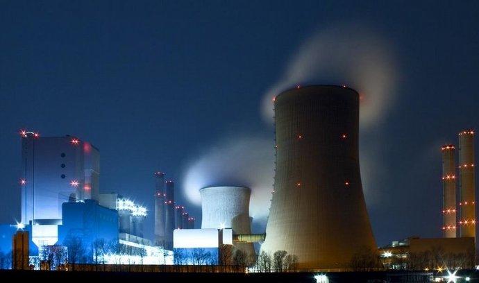 jaderná elektrárna (ilustrační foto)