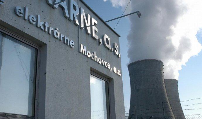Jaderná elektrárna Mochovce