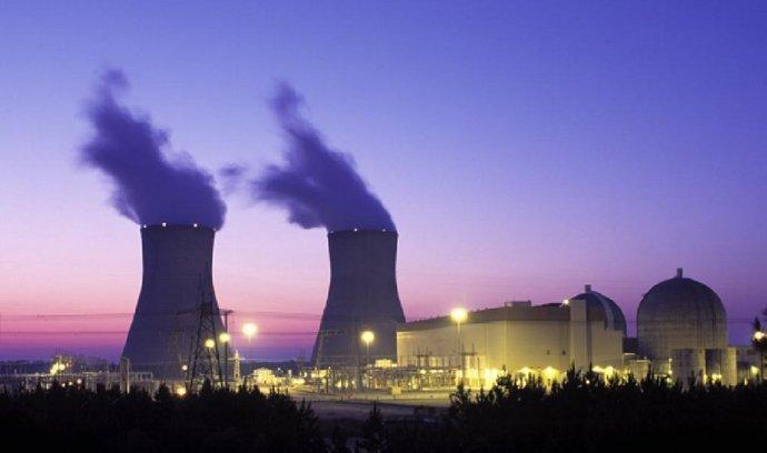 Jaderná energie, ilustrační foto