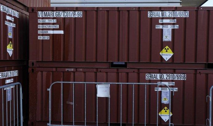 Jaderný odpad