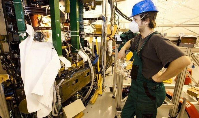 Jaderný výzkum v Akademii věd