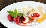 Zužitkujte úrodu: jahodové knedlíky 3× jinak