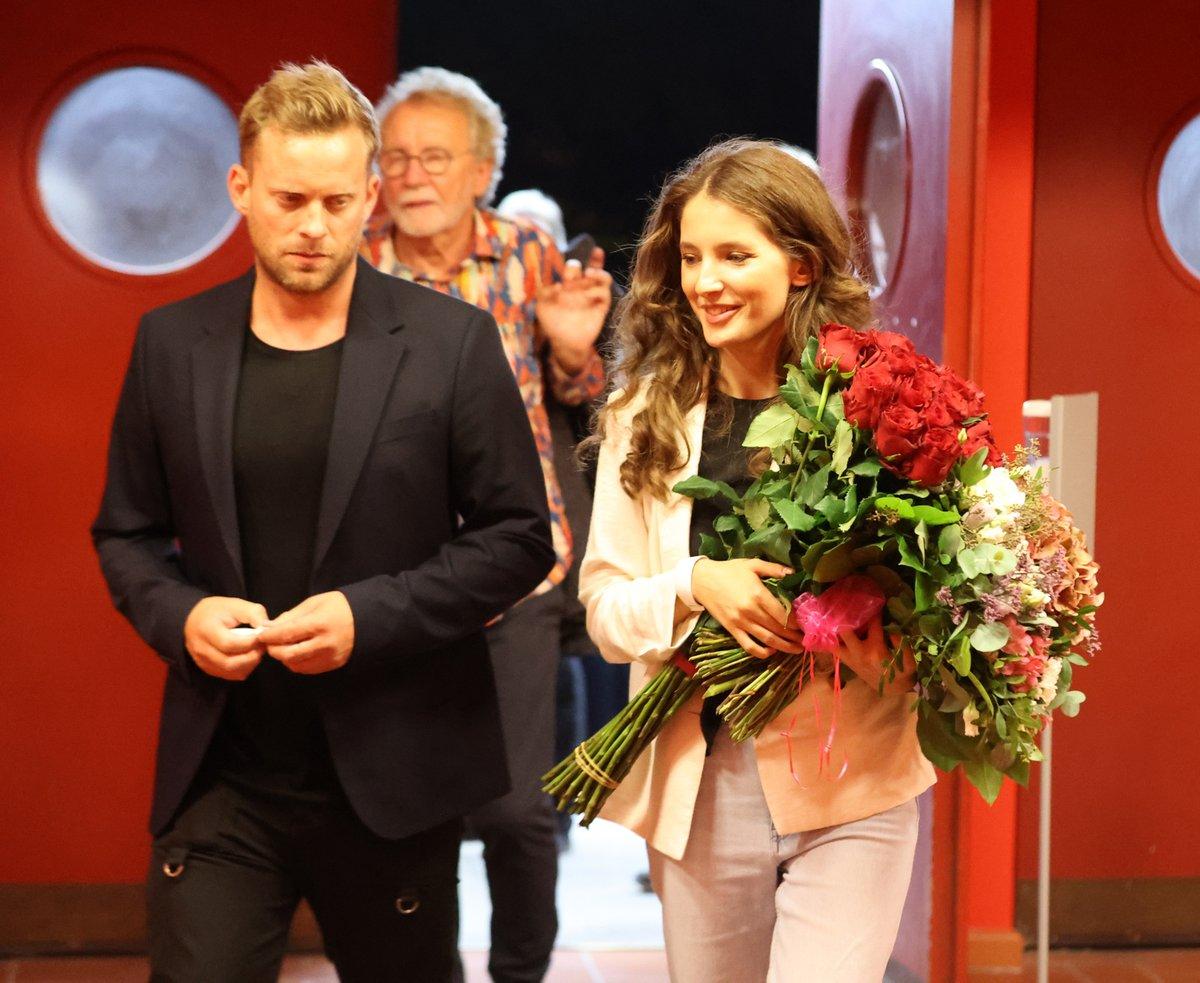 Premiéra muzikálu Kouř: Jakub Prachař a Sara Sandeva