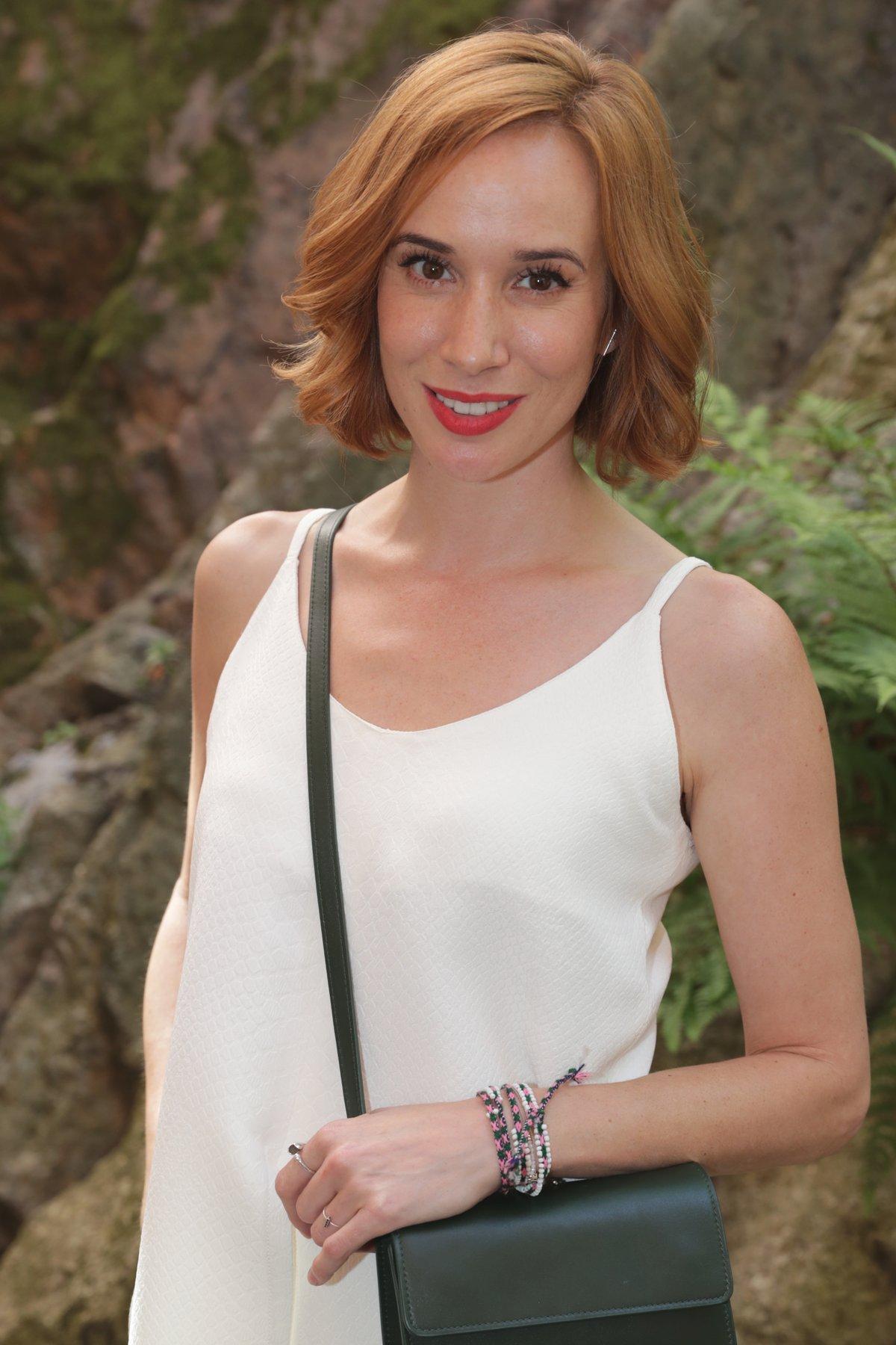 Slovenská herečka Táňa Pauhofová