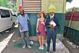 Jamajka očima Češky: Pokud máte bílou pleť, stáváte se bankomatem bez limitu