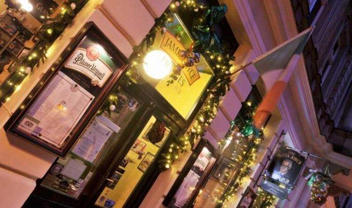 James Joyce bar v Praze