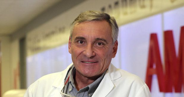 Jan Čenský hraje v Ordinaci lékaře Davida Suchého