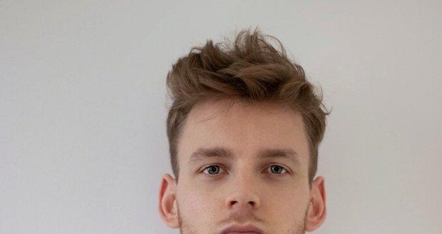 Český model Jan Doseděl