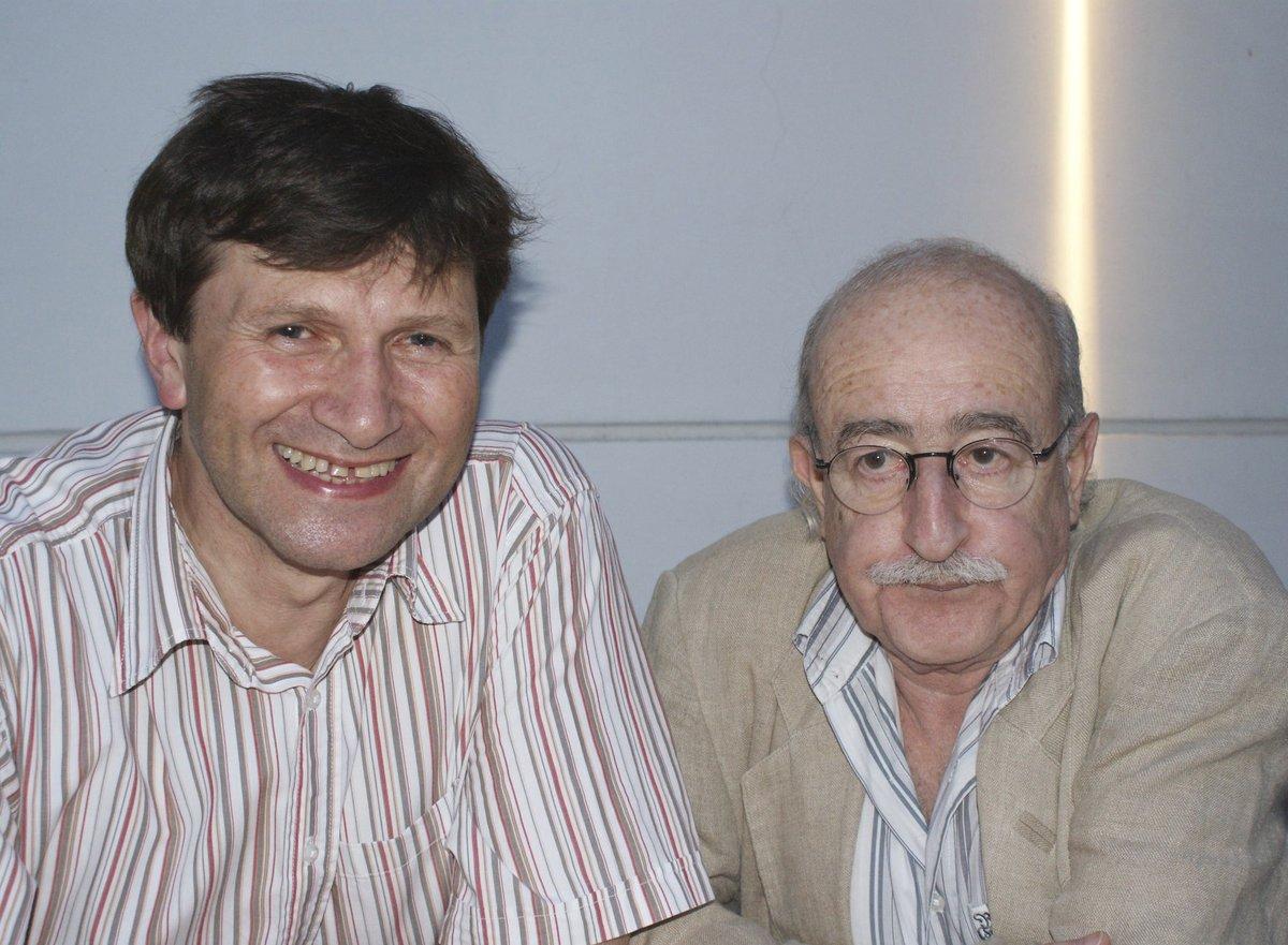 Jan Hrušínský a Juraj Herz