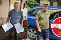 Údajný dluh za auto vymáhali po 18 letech! Janovi (67) od exekutorů pomohl Ombudsman Blesku