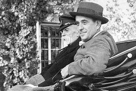 Jan Masaryk: Miláček lidu a zároveň muž, který zklamal naděje svého otce i národa