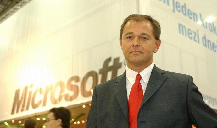 Jan Mühlfeit odchází z Microsoftu