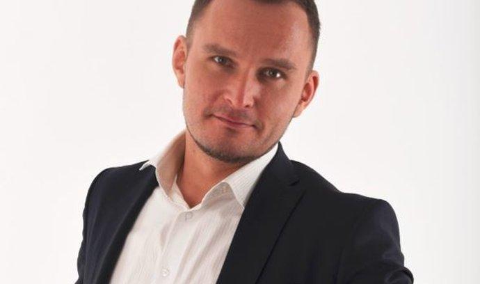 Organizátor E-Commerce Summitu Jan Novotný.
