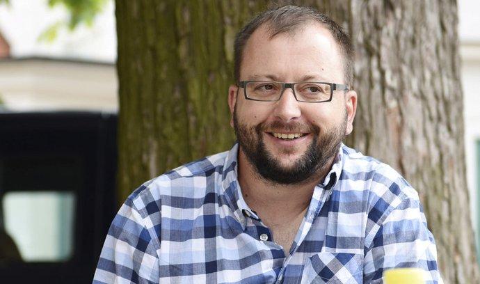 Jan Outlý z Úřadu pro dohled nad hospodařením politických stran a politických hnutí.