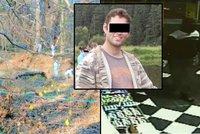 Policie z dvou vražd podezírá tátu (33) od rodiny: Pumpaře i důchodce popravil milovník zbraní Ján?!