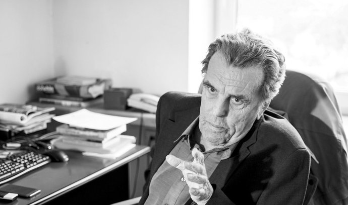 Zemřel filosof Jan Sokol