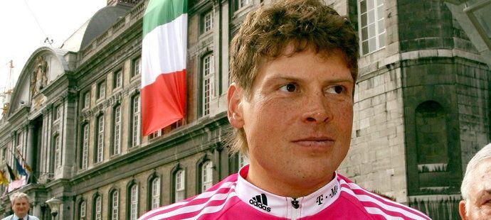 Německý cyklista Jan Ullrich