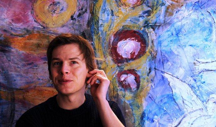 Jan Unger z kladenské kapely Zrní