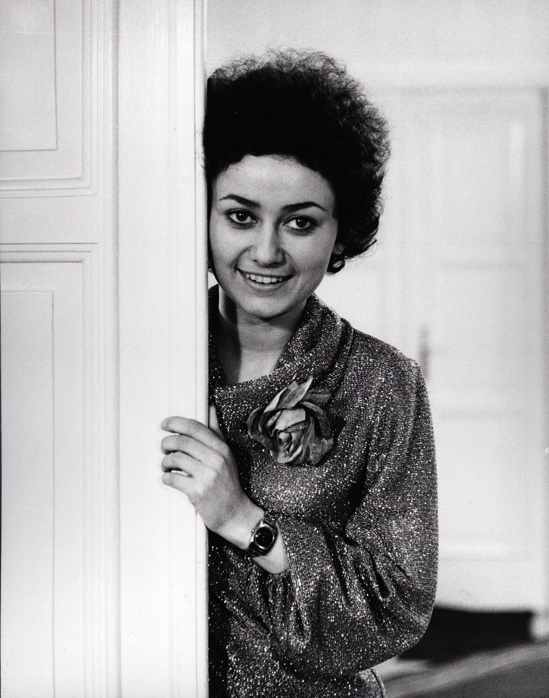 Jana Boušková hrála ve filmech a seriálech již od útlého mládí.