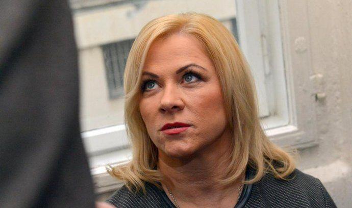 Jana Nečasová, dříve Nagyová, někdejší šéfka kabinetu expremiéra Petra Nečase