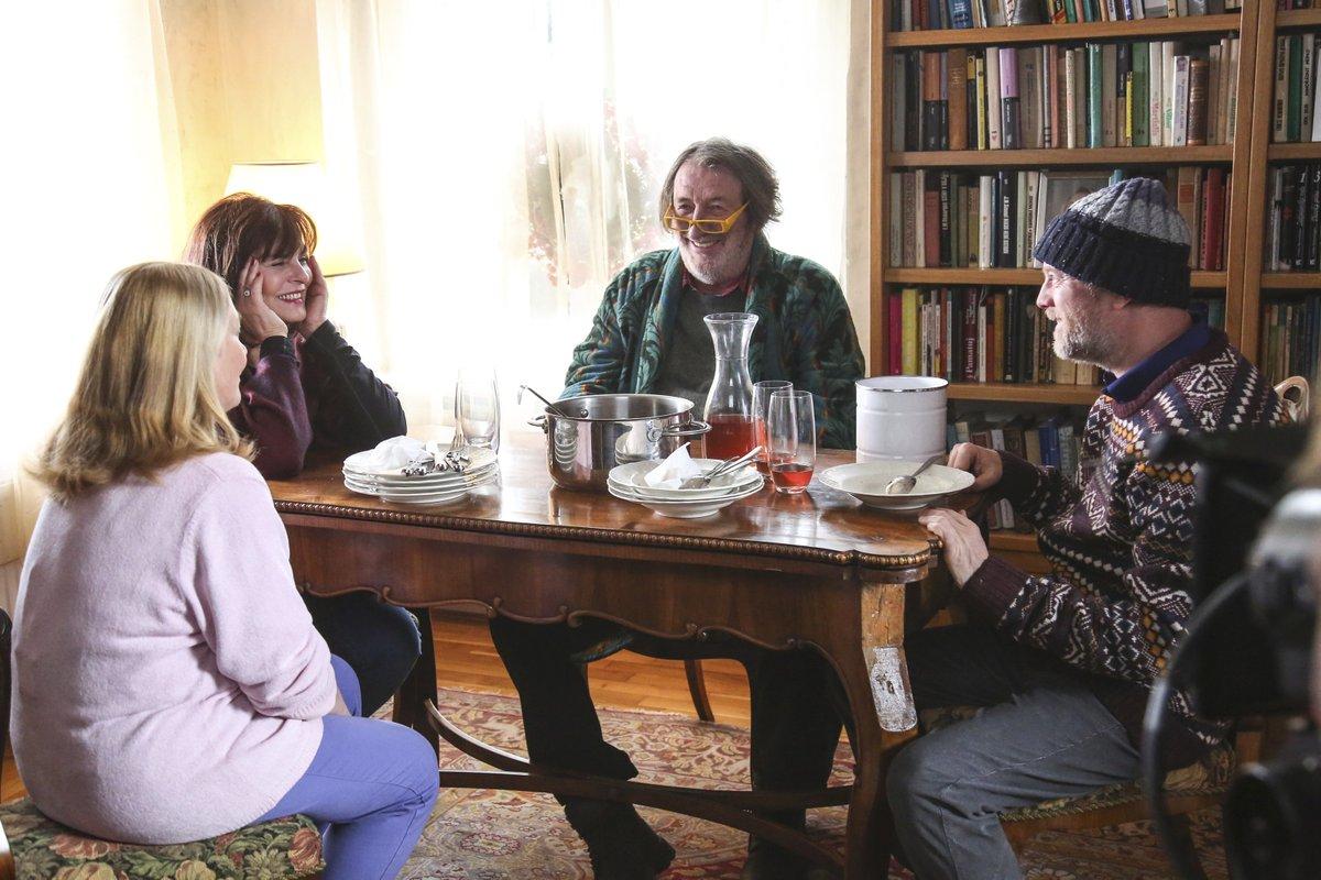 Natáčení filmu Vánoce budou s Janou Preissovou.