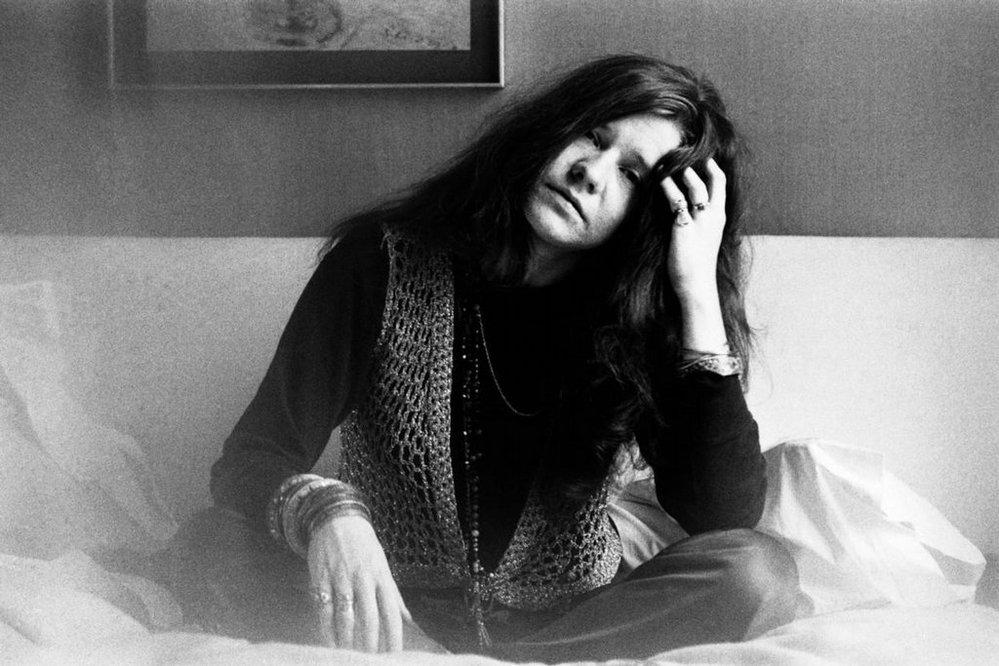 Janis Joplin v roce 1969