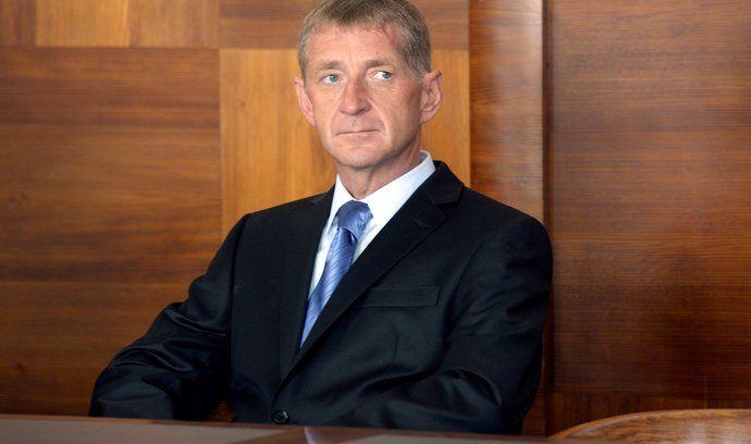 Lobbista Roman Janoušek