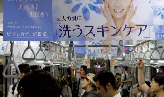 Japonská reklamní klasika se vrátila – krása, zdraví a sexappeal jsou nejčastěji komunikovanými poselstvími