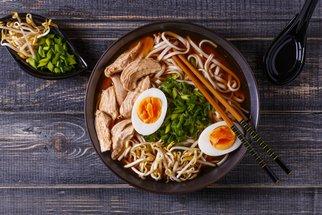 5 tradičních japonských jídel, na kterých si mohou pochutnávat naši olympionici v Tokiu