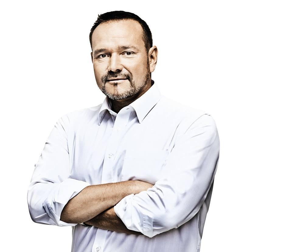Děčínský primátor Jaroslav Hrouda (ANO) chce, aby ho lidé na ulici poznali