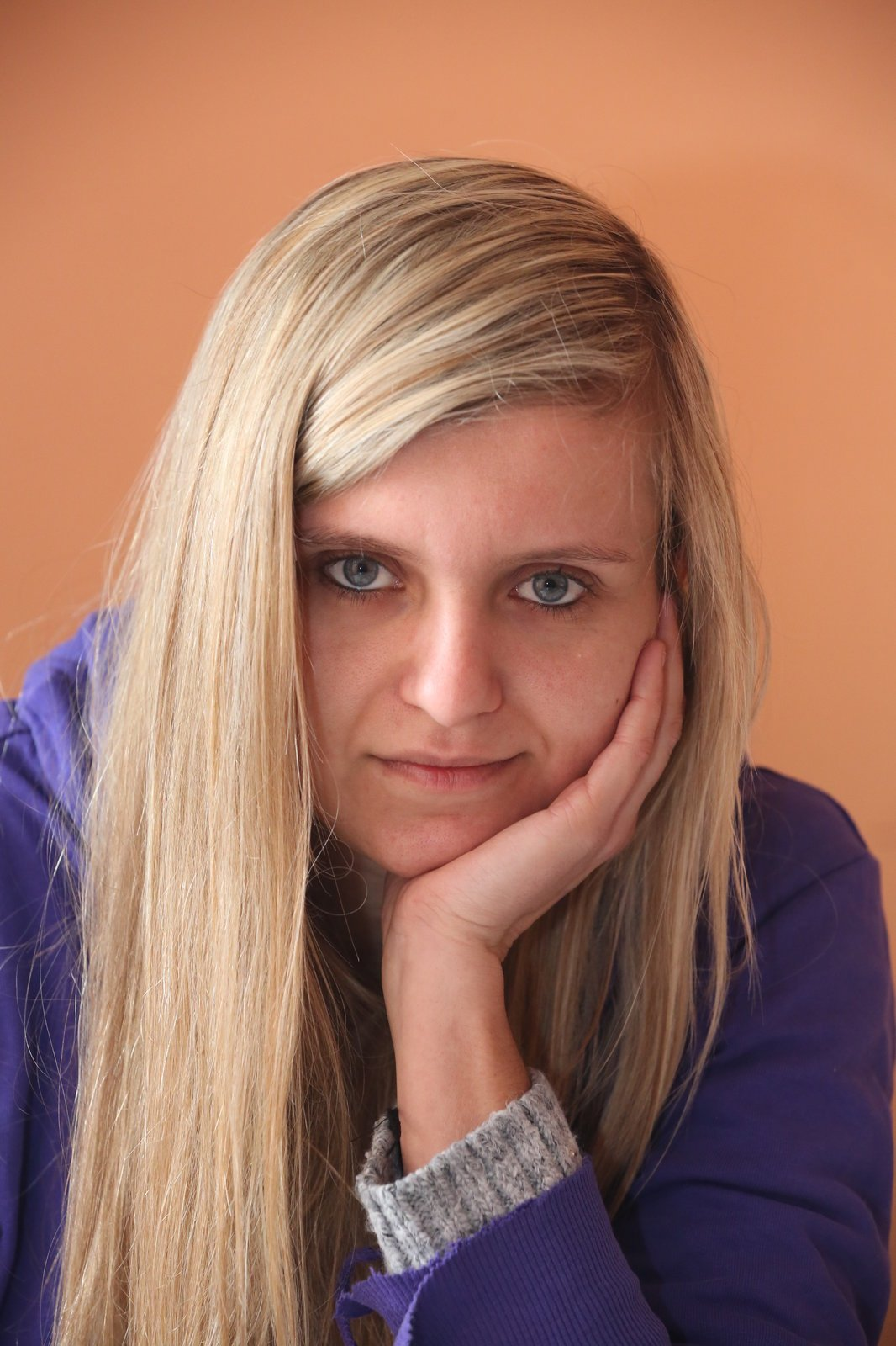 Nevlastní dcera Kristýna Hollitzerová.