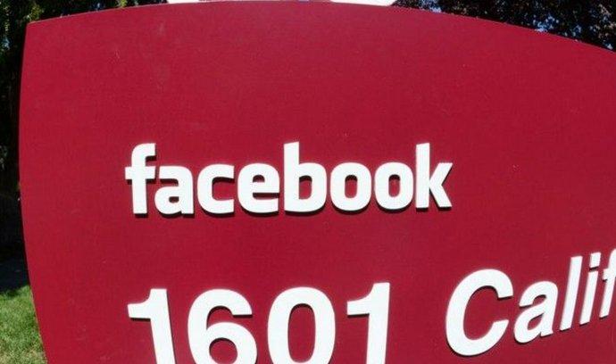 Jedna z poboček Facebooku v Palo Altu