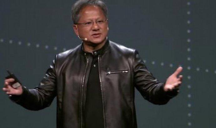 Jen-Hsun Huang, CEO společnosti Nvidia