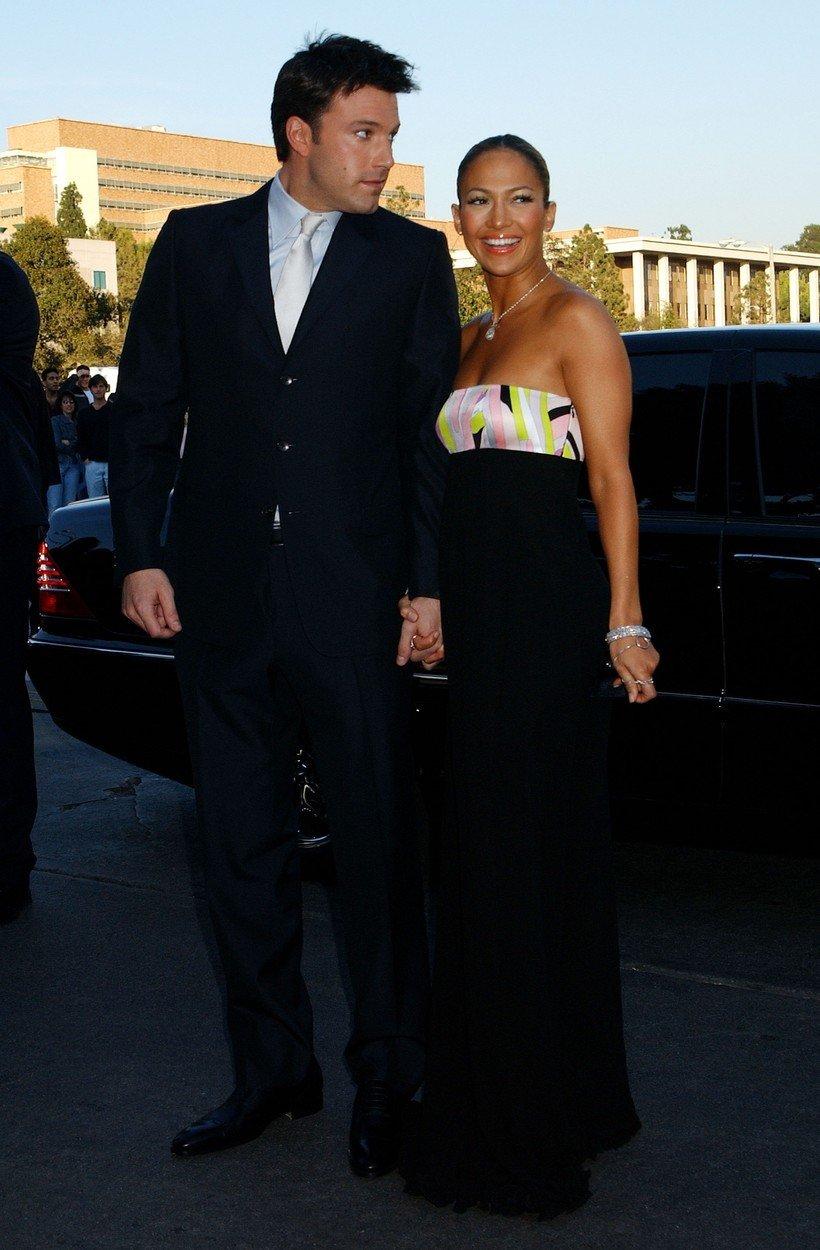 Jennifer Lopez a Ben Affleck (2003)