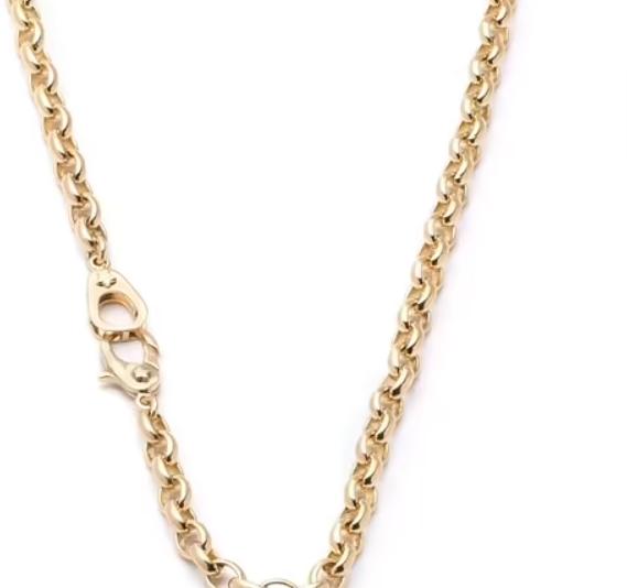 Zlatý řetěz za 375 000 Kč