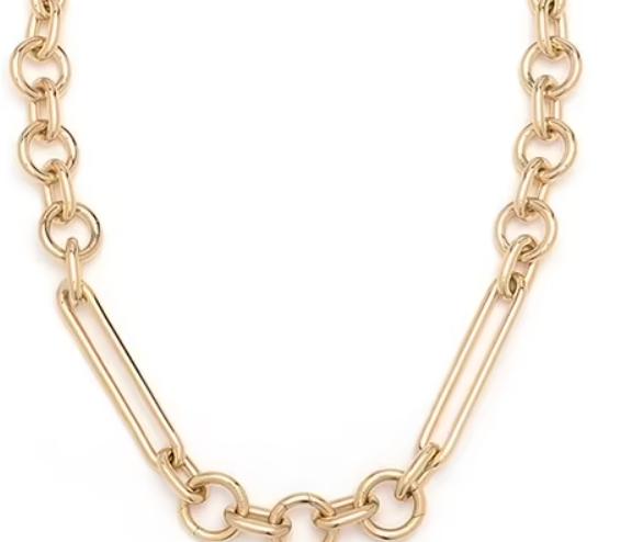 Zlatý řetěz za 280 500 Kč