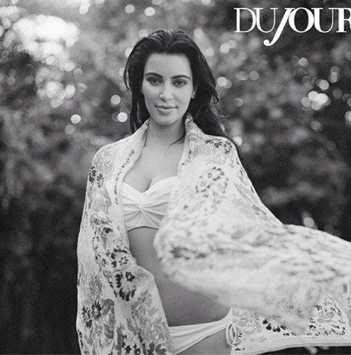 Kim Kardashian když měla ještě sexy štíhlou postavičku.