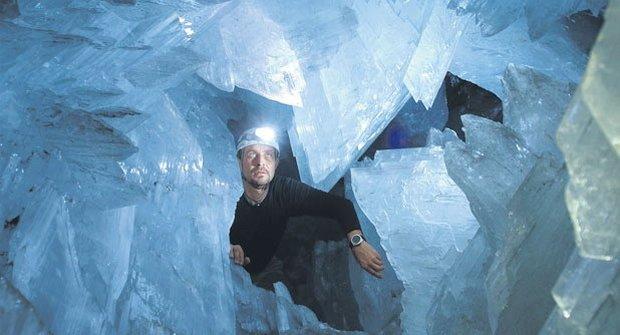 Největší krystaly světa