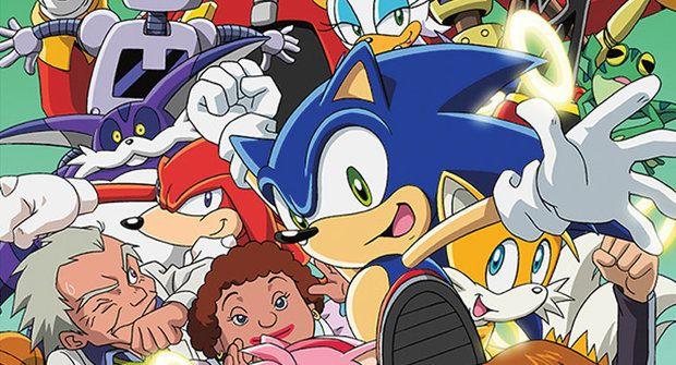 Ježek Sonic: Stějně slavný jako Mario nebo Mickey Mouse