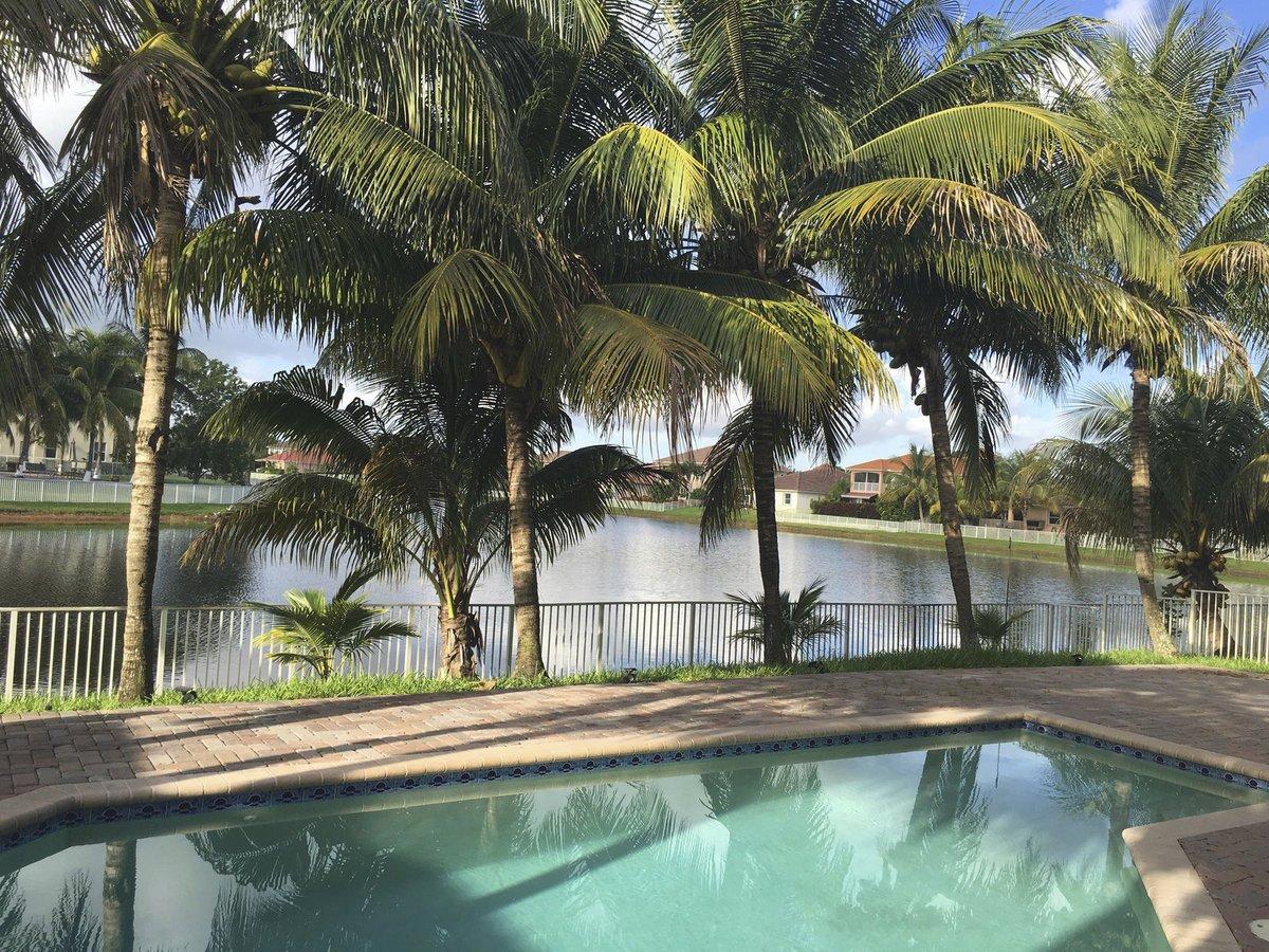 Manželé Adamcovi vlastinili dům na Floridě