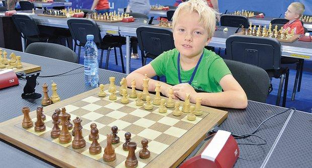 Zlatý oříšek: Šachista Jiří Bouška to nandal i velmistrovi