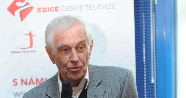 Scenárista Jiří Hubač
