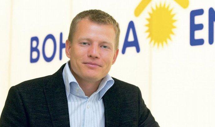 Jiří Písařík, Bohemia Energy