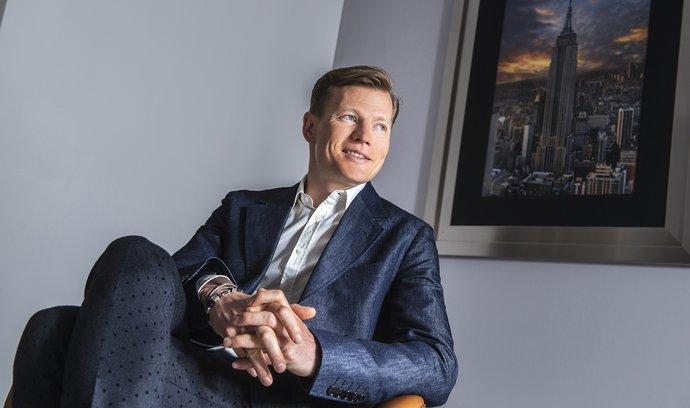 """""""Bylo to nejtěžší rozhodnutí, které jsme museli udělat,"""" řekl dnes majitel skupiny Bohemia Energy Jiří Písařík."""
