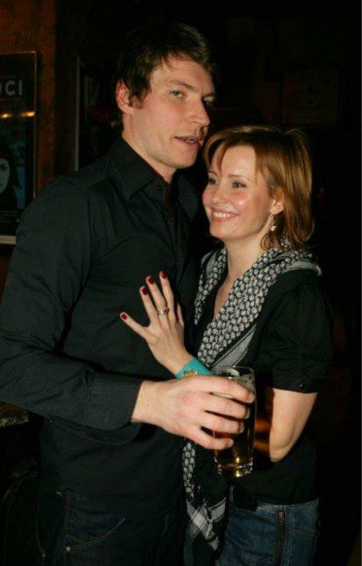 Bývalí manželé Jitka Schneiderová a David Švehlík.
