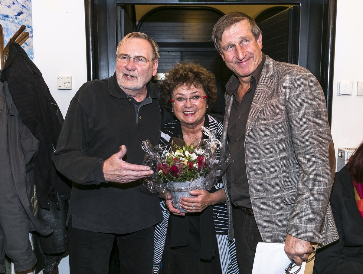 Jiří Štěpnička, Jana Boušková a Václav Vydra