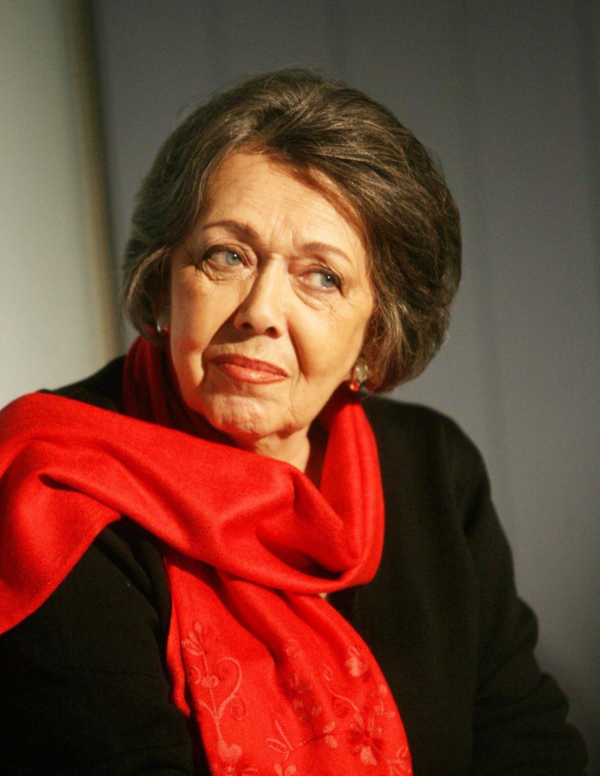 Jiřina Jirásková zemřela v lednu 2013.