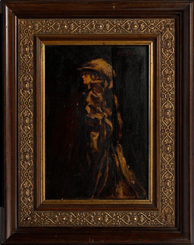 Luděk Marold – Žena v klobouku: 41 000 Kč
